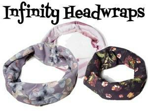 Banded Infinity Headwrap