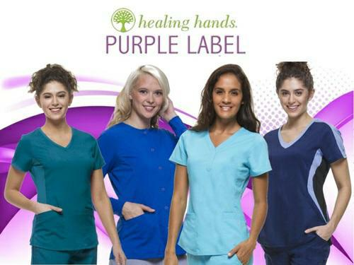 Healing Hands Purple Label