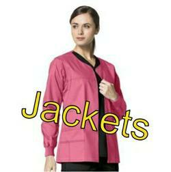 Wink Wonder Flex Jackets