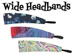 Banded Wide Headbands